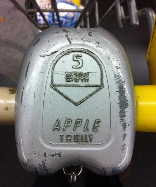 apple trolly